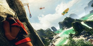 VR Spotlight: The Climb