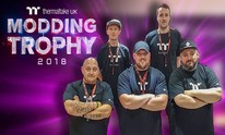 Thermaltake UK Modding Trophy 2018 Meet and Greet