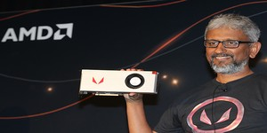 Raja Koduri leaves AMD