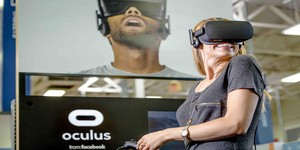 Oculus VR announces £199 Go headset, cuts Rift pricing