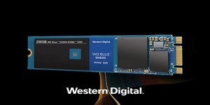 Western Digital announces first Blue NVMe drives