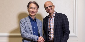 Microsoft, Sony partner up for AI, cloud gaming development