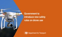 UK government to mandate drone registration, safety training
