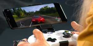 Microsoft demos Project xCloud game streaming