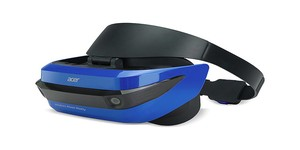Acer, HP launch Windows Mixed Reality headset hardware