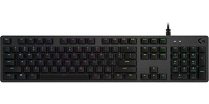 Logitech announces GX Blue clicky keyboard switch