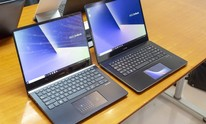 Asus launches new Zenbook Pro laptops