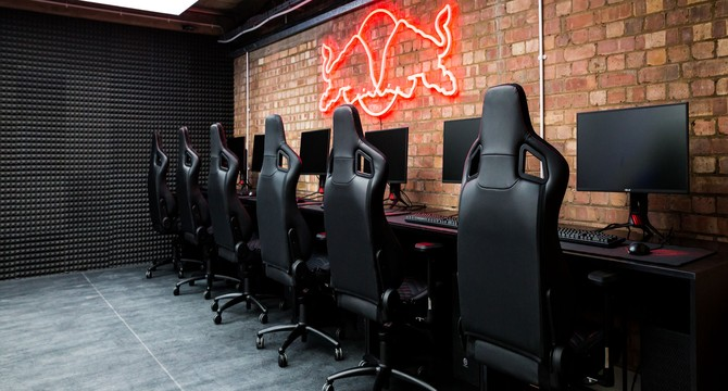 Red Bull Gaming Sphere launches in London