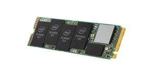 Intel launches QLC-based NVMe SSD 660p family