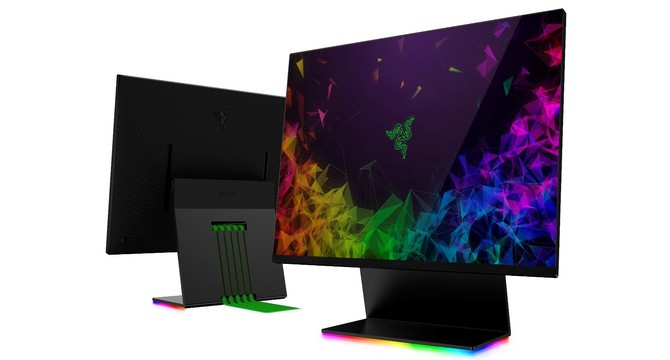 Razer Raptor enters the monitor market