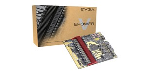 EVGA launches 'Untouchables' EPower V VRM card