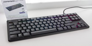 Tesoro shows off new keyboards, mice, and gaming chairs