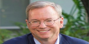 Eric Schmidt steps down from Alphabet executive chair