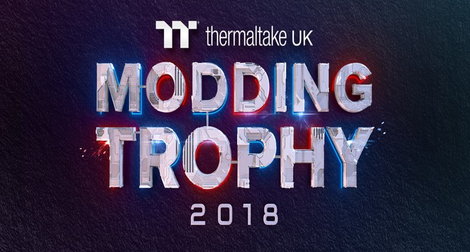 Thermaltake UK Modding Trophy 2018: Introducing the Contestants!