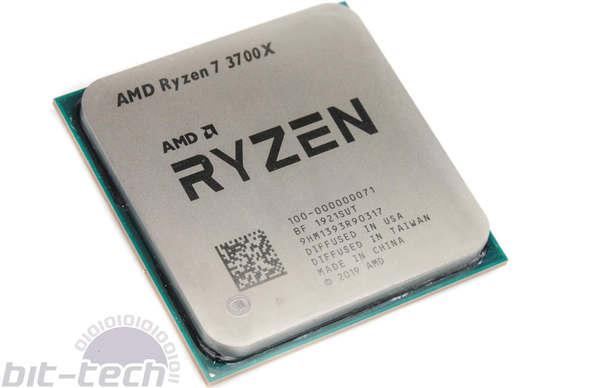 AMD Ryzen 7 3700X Review | bit-tech net