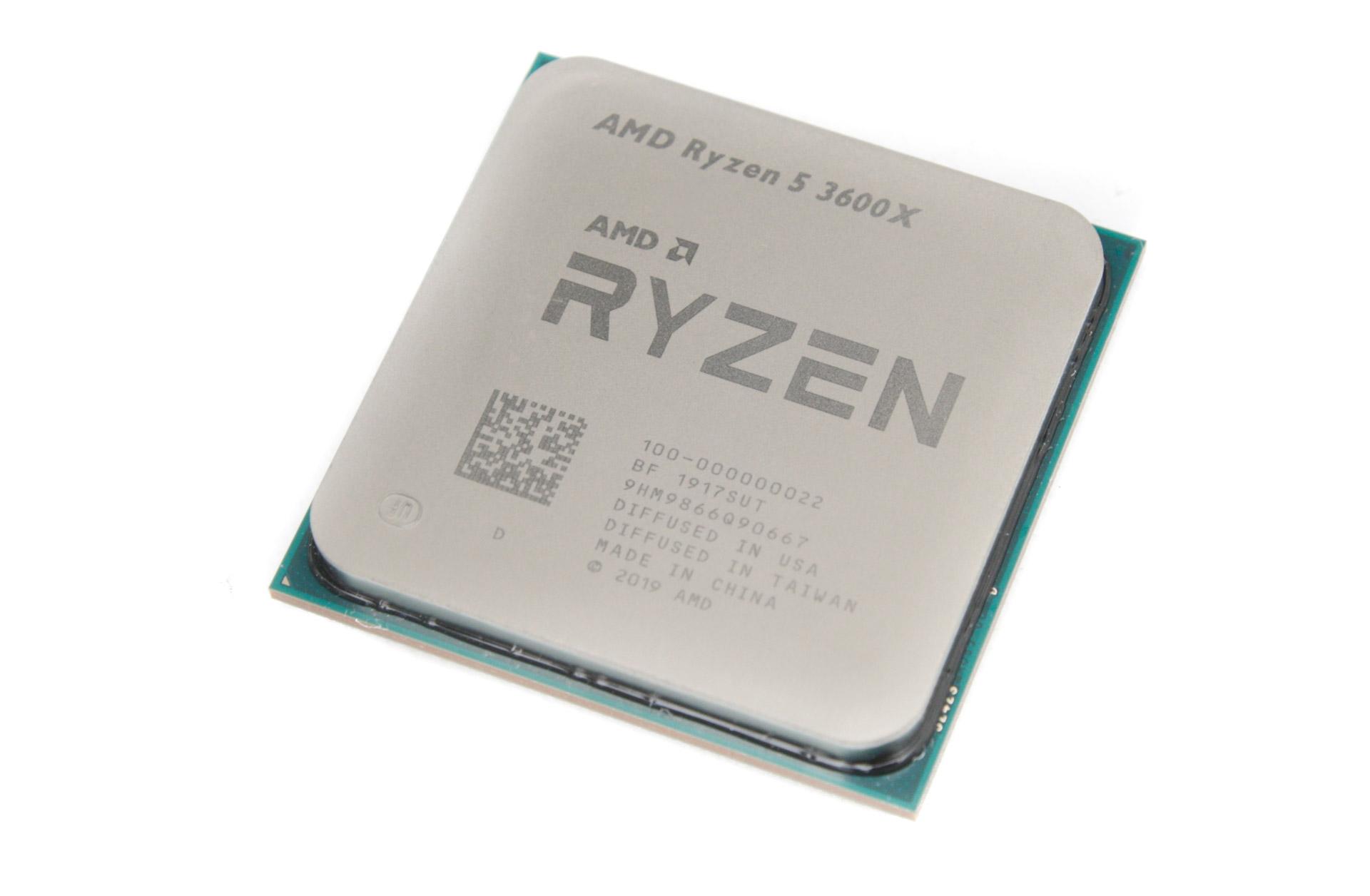 AMD Ryzen 5 3600X Review | bit-tech net
