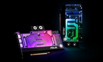 EK and Asus team up to make liquid-cooling the GeForce RTX 30 series easier