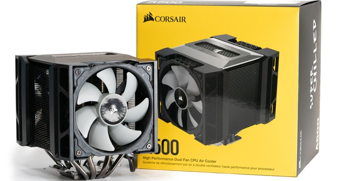 Corsair A500 Review
