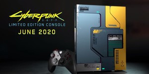 Microsoft announces Cyberpunk 2077 themed Xbox One X