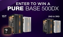 UK and EU Competition: Win a be quiet! Pure Base 500DX chassis