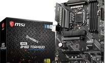MSI launches MAG B460 Torpedo motherboard