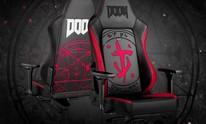 Noblechairs launches a Doom Edition chair