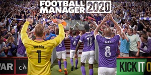 Football Manager 2020 is free on the Epic Games Store this week