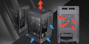Thermaltake intros the Tower 100 Mini Chassis