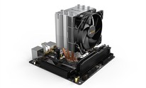 be quiet! updates its Pure Rock Slim CPU cooler