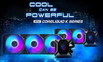 MSI launches the MPG Coreliquid K Series AIO coolers