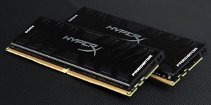 HyperX Predator DDR4 hits record breaking 7,156MHz